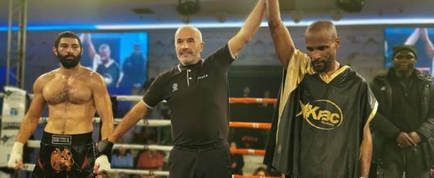 Retour gagnant pour Lionel PICORD