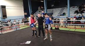Championnat IDF 2020 amateur de Muay Thaï