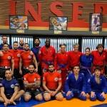 Equipe de France CFG 2020 à l'INSEP