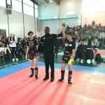 Victoire de Hicham en 1/4 de finale