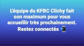 Restez connectés au KFBC