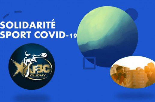 Solidarité Sport COVID-19