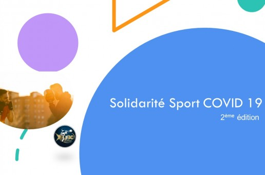 Solidarité Sport Covid-19 2ème édition
