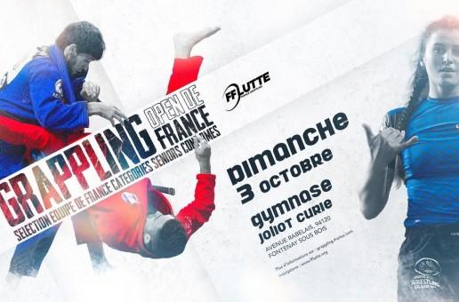 Open de France de Grappling